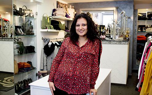 negozio di abbigliamento donna carru cuneo